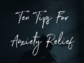 Take Control Of Anxiety