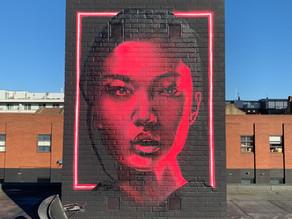 Striking Graffiti Artwork