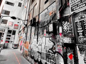 Melbourne Graffiti Art