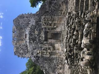 Tempio Giaguaro Calakmul Becan