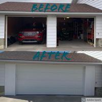 Garage Structural Renovation