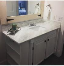 Bathroom Sink Build
