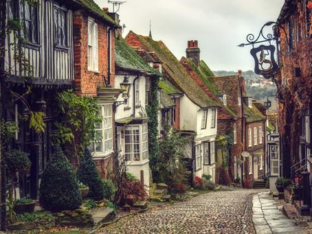 Exploring Rye, England
