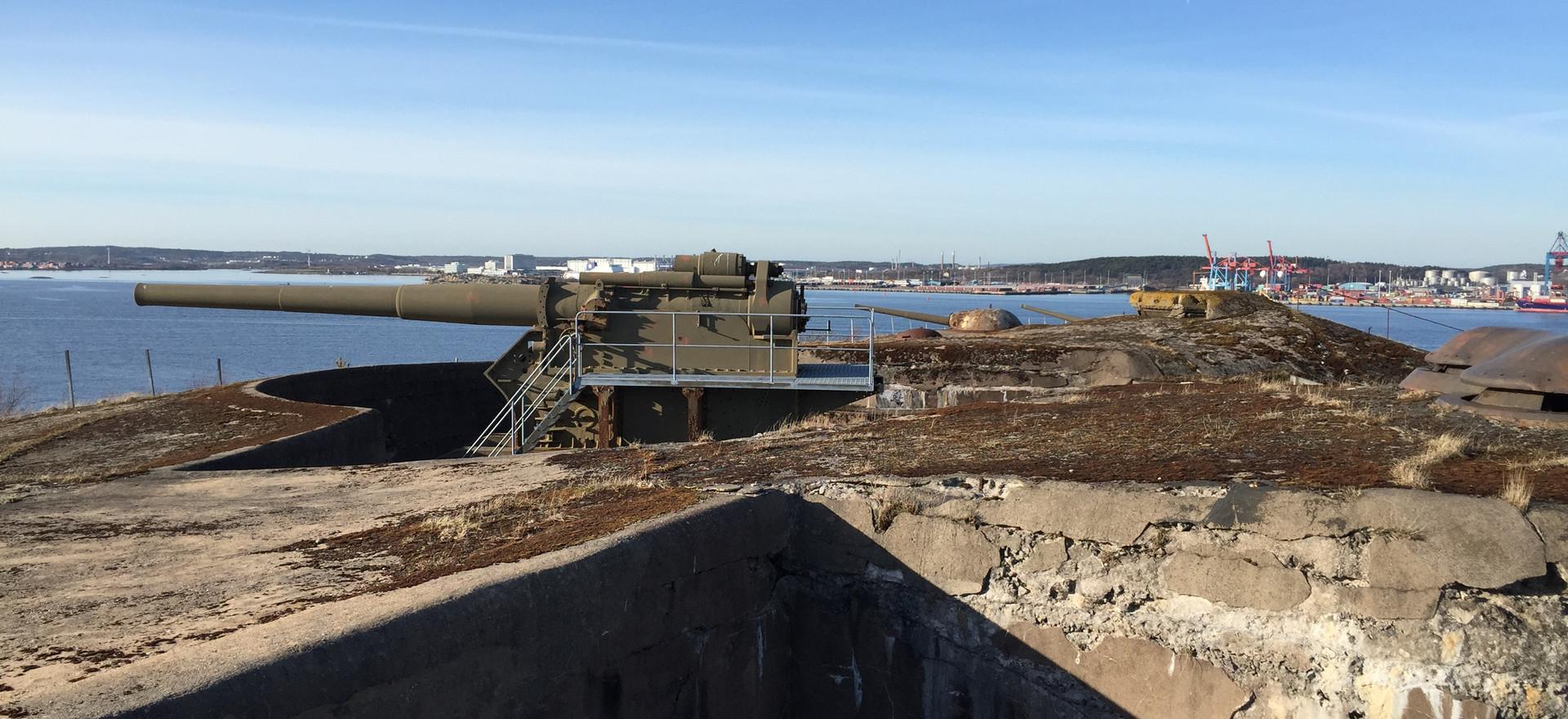 Oscar II Fortress