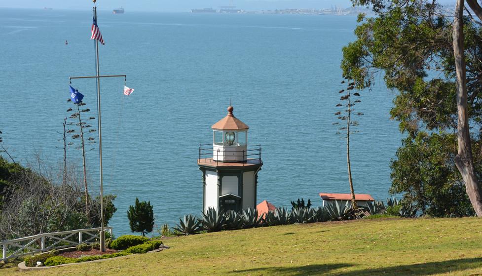 Yerba Buena Lighthouse