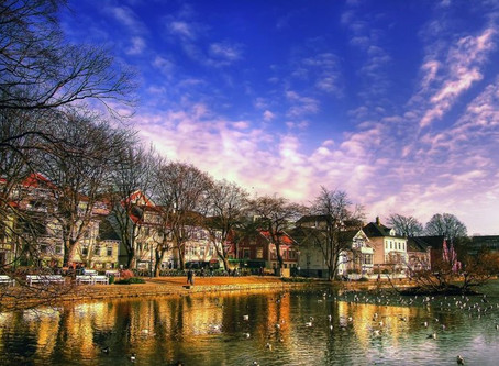 Stavanger, Norway: My New Year Story