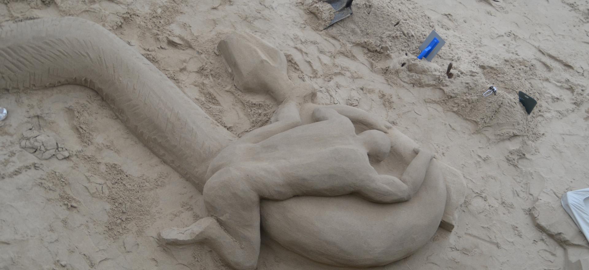 Sea Monster in London