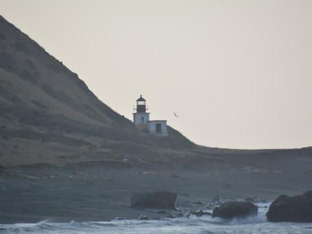 Northern California Lighthouse Journey