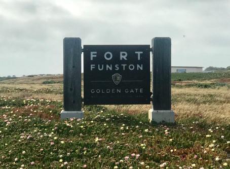 Exploring Fort Funston