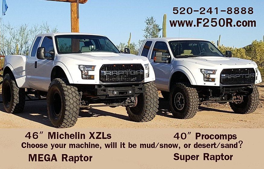 Concept a capable offroad Superduty