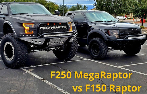 2019 F250 Superduty MegaRaptor