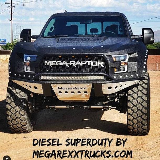 MegaRexx MegaRaptor luxury super duty