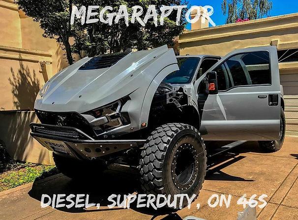 MegaRaptor™