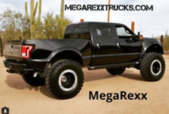 MegaRexx MegaRaptor Conversion