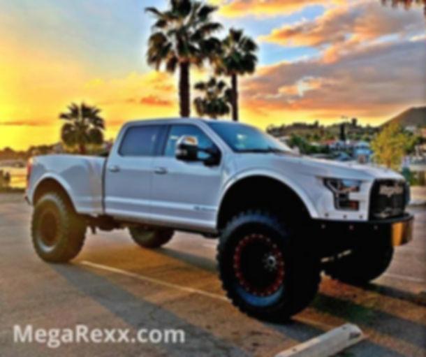 MegaRaptor Conversion by MegaRexx Trucks