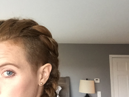 A Post About My Hair