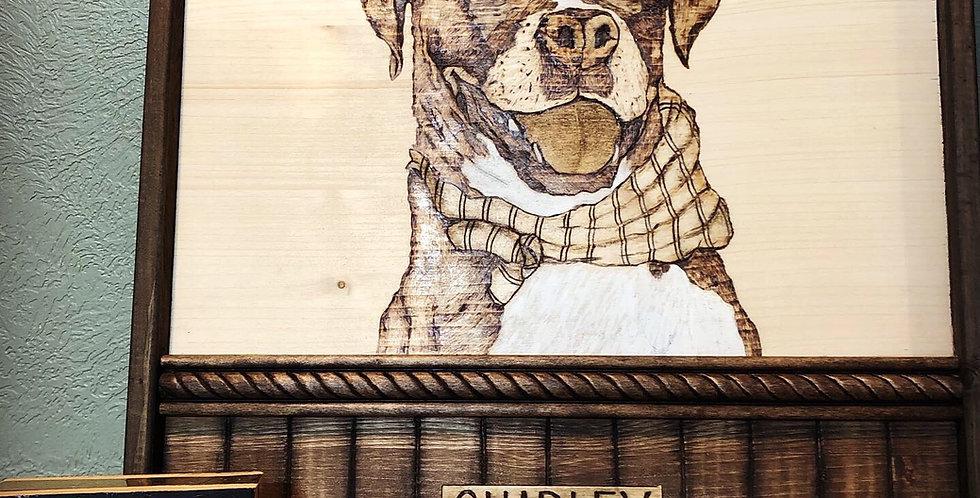 Custom Midsize Pet Portrait: $150 & Up