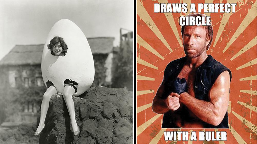 Viral Easter Eggs
