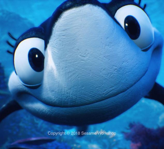 Sesame Studios: Seanna's Ocean Buddies 2018