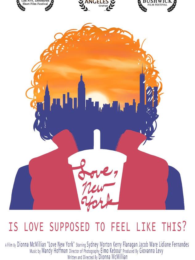 LOVE, NEW YORK 2016