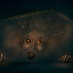 a horror story - art by giada rotundo
