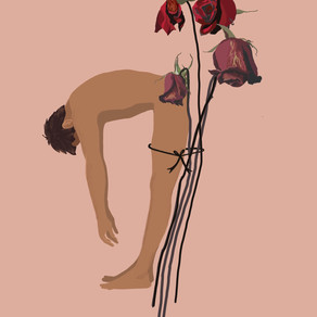 bouquet of the dead - swaapnika rao