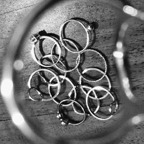 reminiscence of an old ring - ritika malhotra