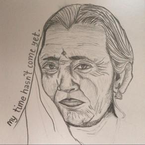 my time hasn't come - ritika malhotra