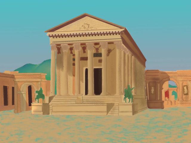 pompeii: a symbol of death