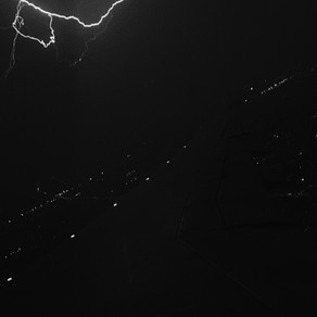 Lightning Crashes - Anaisha Dalal