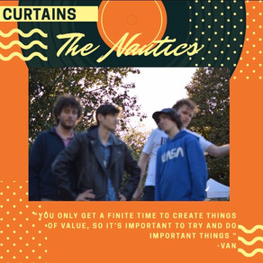 curtains: in conversation with nautics