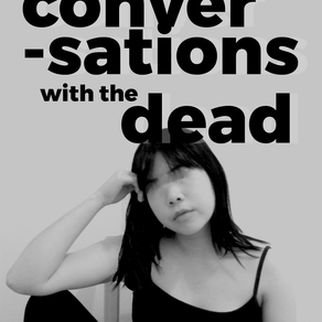 conversations with the dead - benita rosalind