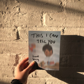 not a review: this i can tell you - rhea kotrashetti