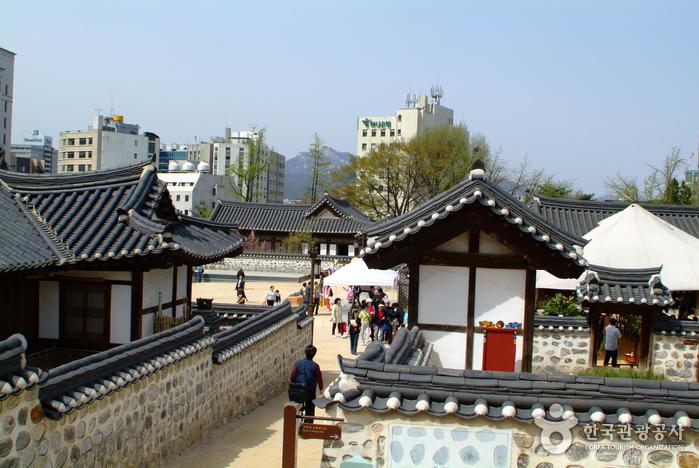 Namsan Hanok village