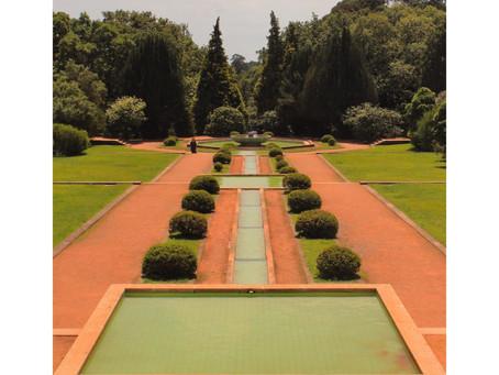 Jardins da fundação de Serralves