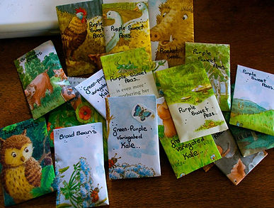 Seed Saving - Cygnet Library Community G