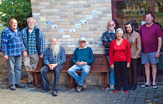 Port Cygnet Men's Shed Volunteers