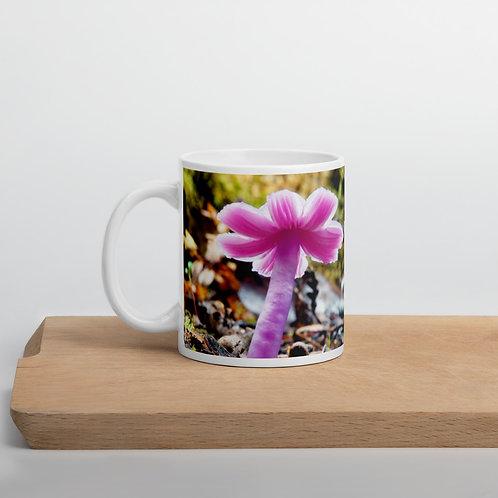 Porpolomopsis lewelliniae ceramic mug