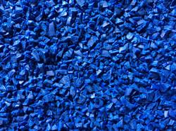 Ammon Kunststoffe - TPE blau Mahlgut (1)