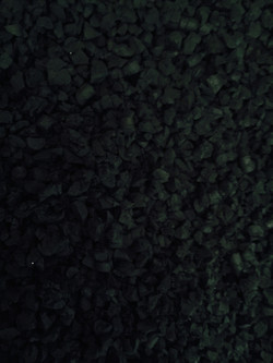 TPE schwarz Mahlgut