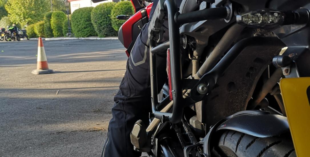 DAM Slow riding training evening - Tim O