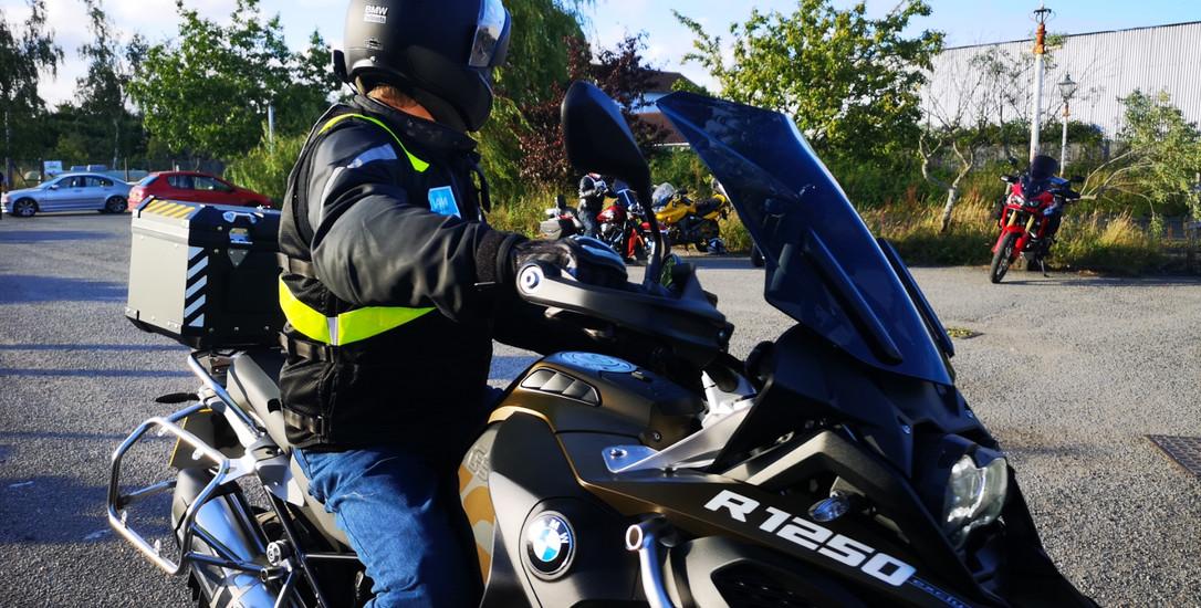DAM Slow riding training evening - Obser