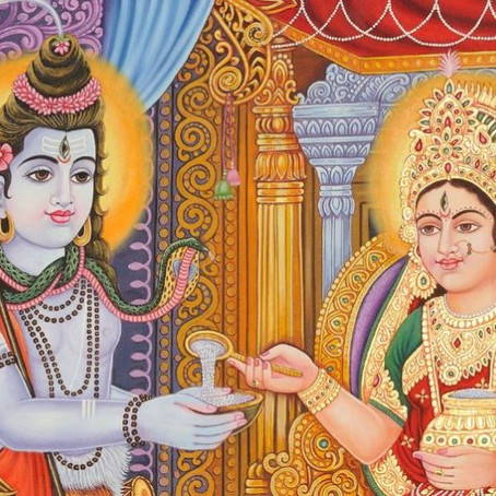 Magic for a Barren Earth: The Story of Annapurna, Hindu Goddess of Nourishment