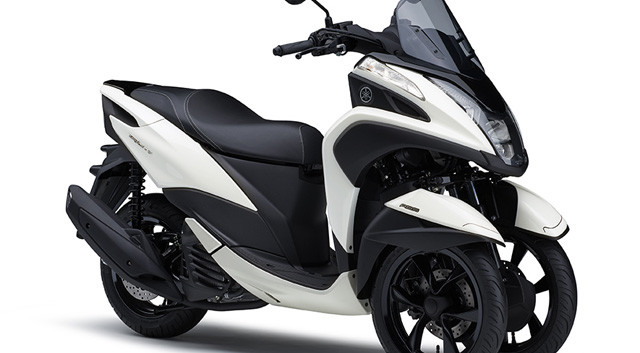 TRICITY125 ABS