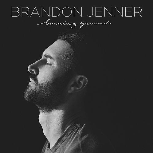 Burning Ground - Signed CD