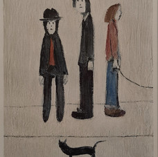 Three Men and a Cat