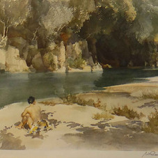 By The Ardeche