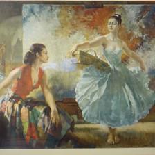 Eve and Yasmin