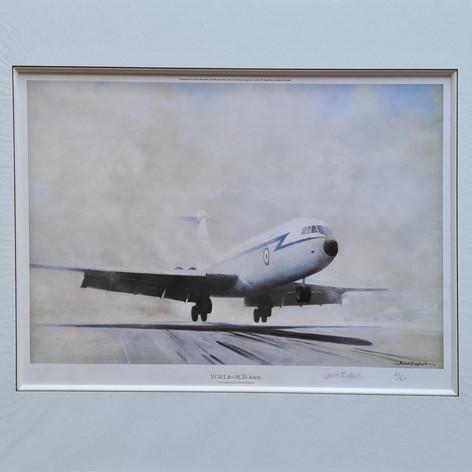 VC10 Lift-Off, El-Adem