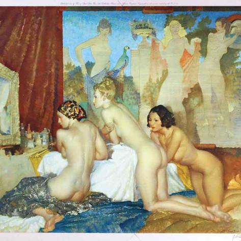 Models for Goddesses